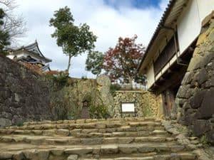 彦根城の太鼓門
