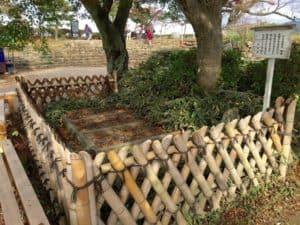 彦根城の水瓶