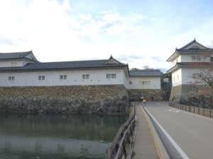 彦根城二の丸・佐和口多聞櫓
