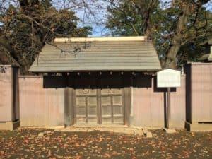 牧野家の墓所