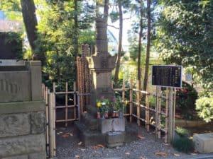 服部半蔵正成の墓