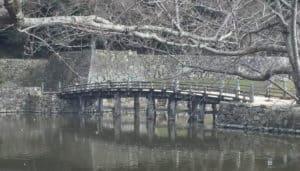 彦根城の大手門橋