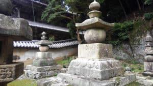 本多忠刻の墓碑