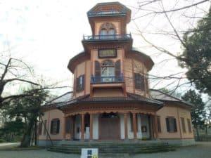 山形城の郷土館