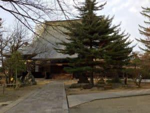 専称寺の本堂