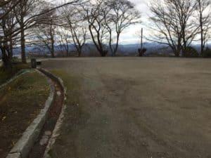 二本松城・乙森跡