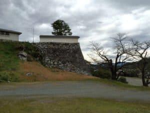 二本松城の附櫓
