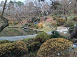 二本松城の「るり池」