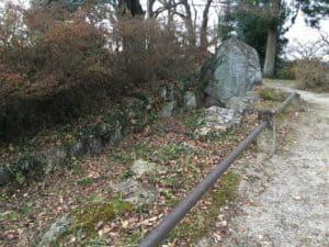 大森城の古墳