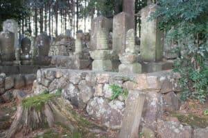 今村藤七郎の墓