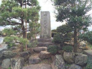 姉川戦死者の碑