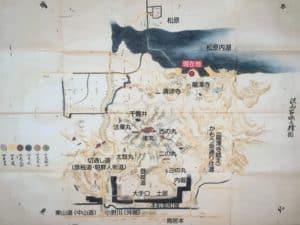 佐和山城への登り方