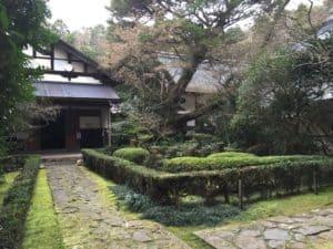 彦根・龍潭寺の方丈