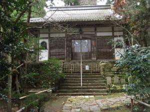 龍潭寺の大洞観音堂