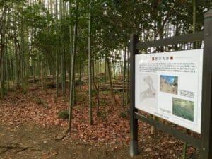 佐和山城の西の丸