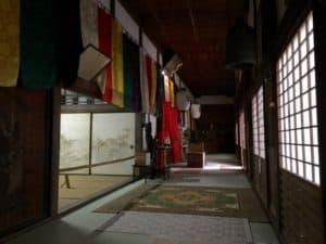 彦根・龍潭寺の方丈内部