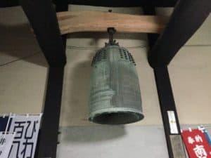 佐和山城の陣鐘