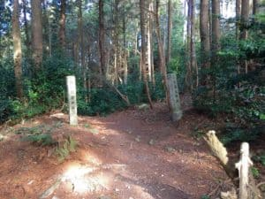 森蘭丸の屋敷跡