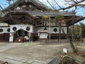 八幡山城の本丸