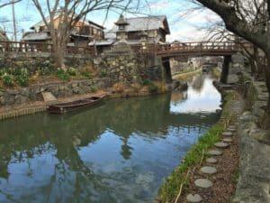 八幡堀(近江八幡)