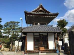 宗安寺の鐘楼