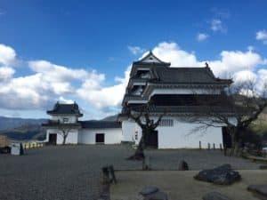 大洲城の台所櫓