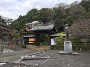 宇和島城の上り立ち門
