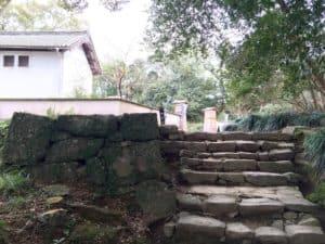 宇和島城の藤兵衛丸