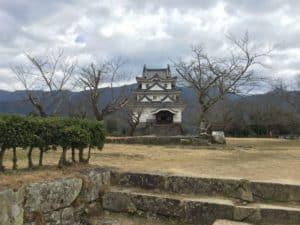 宇和島城の本丸