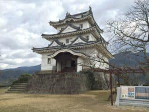 宇和島城の天守