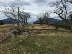 宇和島城の台所跡