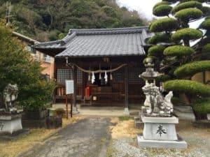 丸之内和霊神社