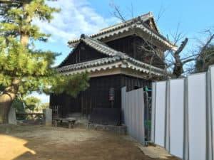 松山城の野原櫓