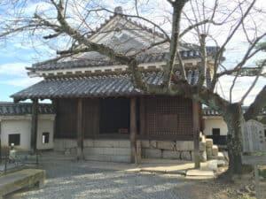 松山城の天神櫓