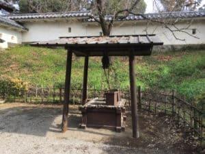 館林城の井戸