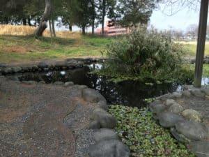 館林城の本丸跡