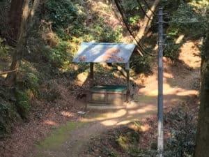 唐沢山城の車井戸