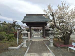天徳寺(相模・真田城)