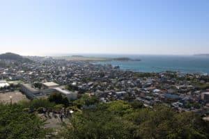 館山城からの展望