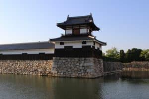 広島城の二の丸