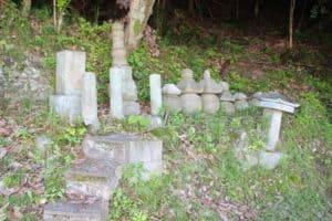 村上元吉の墓