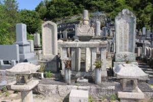 乃美宗勝の墓
