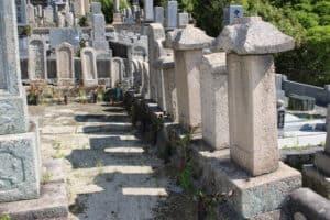 浦宗勝の墓所