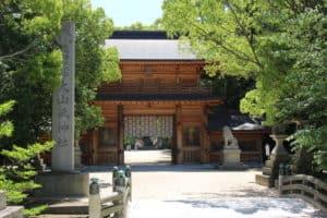 大三島・大山祇神社