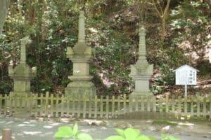 大山祇神社の宝篋印塔(国の重要文化財)