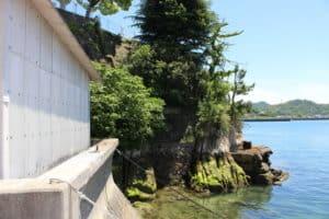 因島・長崎城