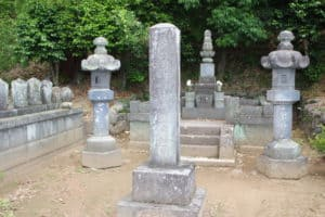 大道寺政繁の墓