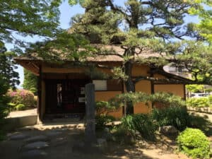 八田家書院
