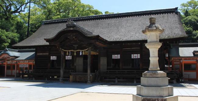 大山祇神社(大三島)~国宝と国の...