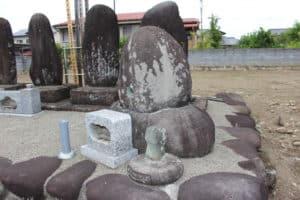下曽根氏の墓
